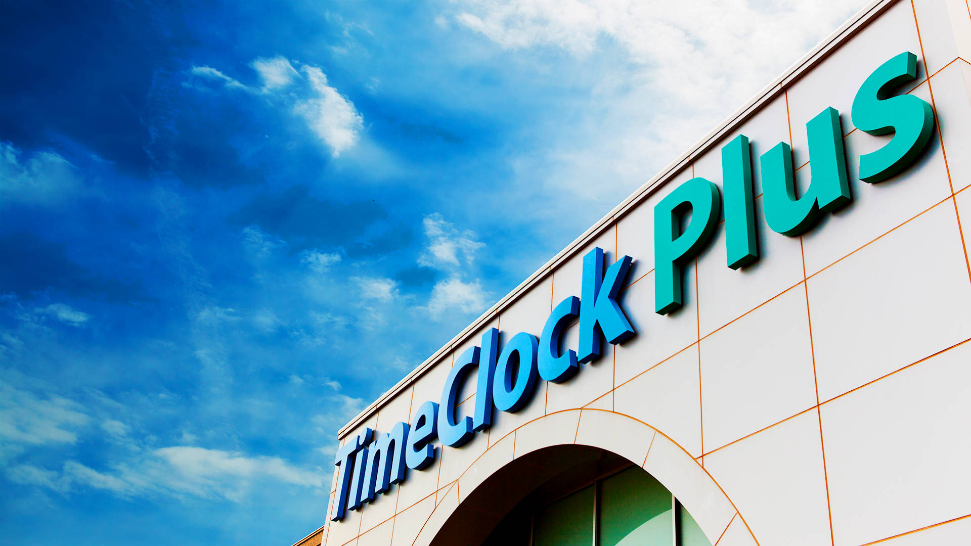 TimeClock Plus Entrance
